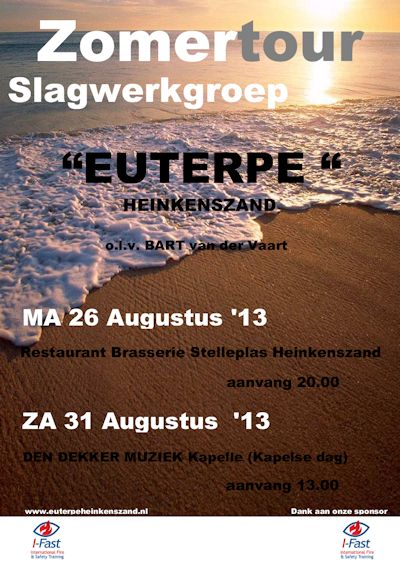 Flyer 2013 slagwerk