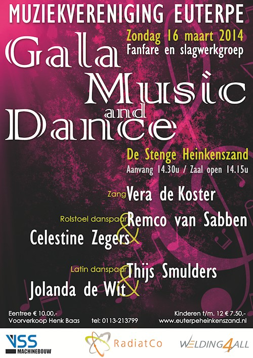 Gala Music and Dance